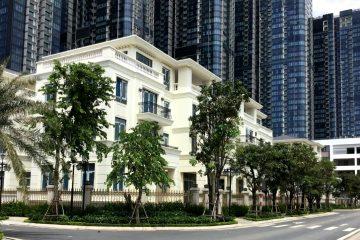 Cho thuê Biệt Thự Vinhomes Bason diện tích 225 m2