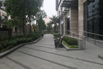 Cho thuê Shophouse Bason tòa A1 diện tích 146m2