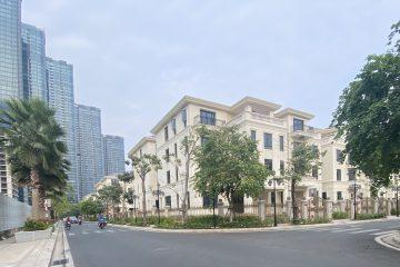 Cho thuê Biệt Thự Bason hoàn thiện nội thất cơ bản giá rẻ nhất