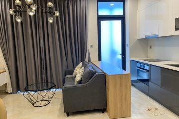 Cho thuê Vinhomes Ba Son 2 phòng ngủ, full NT giá tốt nhất thị trường
