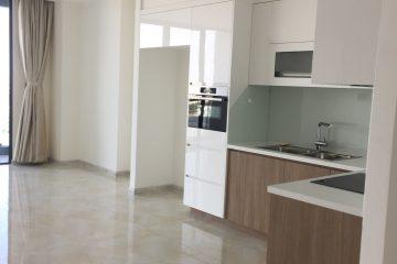 Bán căn hộ Ba Son tòa Aqua 2, nội thất cơ bản, 3 phòng ngủ diện tích 118.5m2
