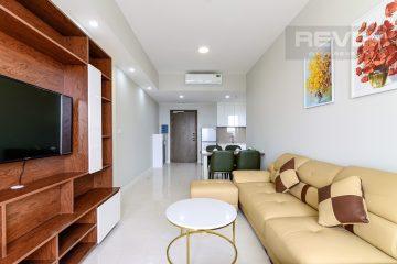 Căn hộ Masteri An Phú cho thuê với 2 phòng ngủ view sông Sài Gòn