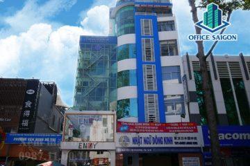 Nhật Ngữ Đông Kinh- Văn phòng cho thuê Quận 10