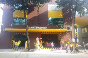 Vietstar Building – Văn phòng cho thuê Quận Tân Bình