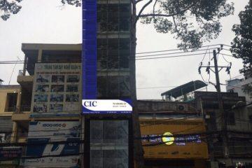 C.I.C building 2 – Văn phòng cho thuê Quận 10