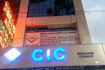 C.I.C building 1 – Văn phòng cho thuê Quận 10