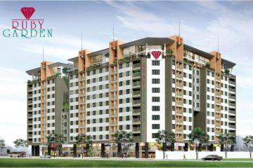 Tầng trệt Chung cư Ruby Garden – Văn phòng cho thuê Quận Tân Bình