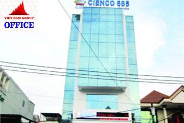 CIENCO 585 BUILDING  – Văn phòng cho thuê Quận Bình Thạnh