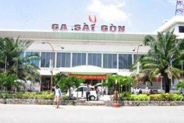Tòa nhà Ga Sài Gòn – Văn phòng cho thuê Quận 3