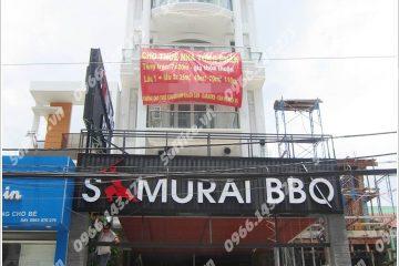 Samurai building – Văn phòng cho thuê Quận Tân Bình