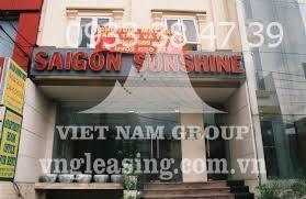 Saigon Sunshine Tower- Văn phòng cho thuê Quận Tân Bình