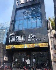 Tòa nhà 136 Hùng Vương – Văn phòng cho thuê Quận 10
