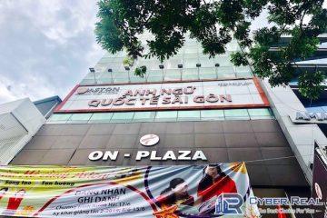 On plaza – Văn phòng cho thuê Quận 10