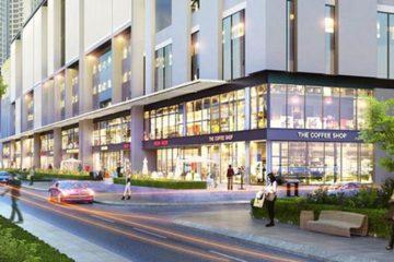 Shophouse Richmond City căn góc diện tích lớn cần cho thuê