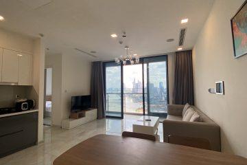Bán căn hộ Vinhomes Bason 2 phòng ngủ SHVV view trực diện Bitexco
