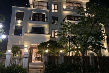 Bán Biệt Thự Ba Son view trực diện sông dt 437,5m2 đầy đủ nội thất