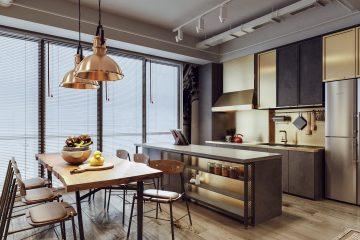 Bán căn hộ Vinhome Ba Son 3PN 120m2 nội thất cực chất