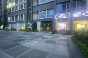Cho thuê Shophouse Vinhomes khu Landmark sôi động