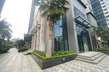 Cho thuê Shophouse dự án Bason tòa Luxury 6 ngay góc 2 mặt tiền