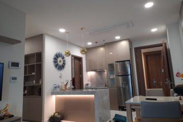 Bán căn hộ Kingdom 101 nội thất đẹp tòa M 2 phòng ngủ diện tích 73m2