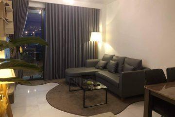 Bán căn hộ Kingdom 101 nội thất đầy đủ tòa D 2 phòng ngủ tầng trung