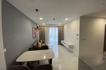 Cho thuê căn hộ Kingdom 101 2 PN đầy đủ nội thất tầng trung