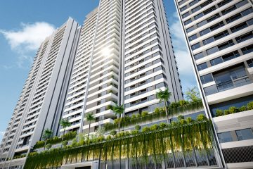 Cho thuê căn hộ Kingdom 101 2 PN giá tốt