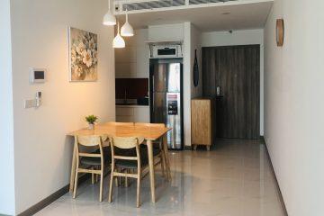 Cho thuê căn hộ Sunwah 1PN full NT cao cấp