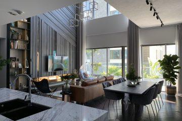 Cho thuê Duplex Gateway Thảo Điền nội thất Luxury