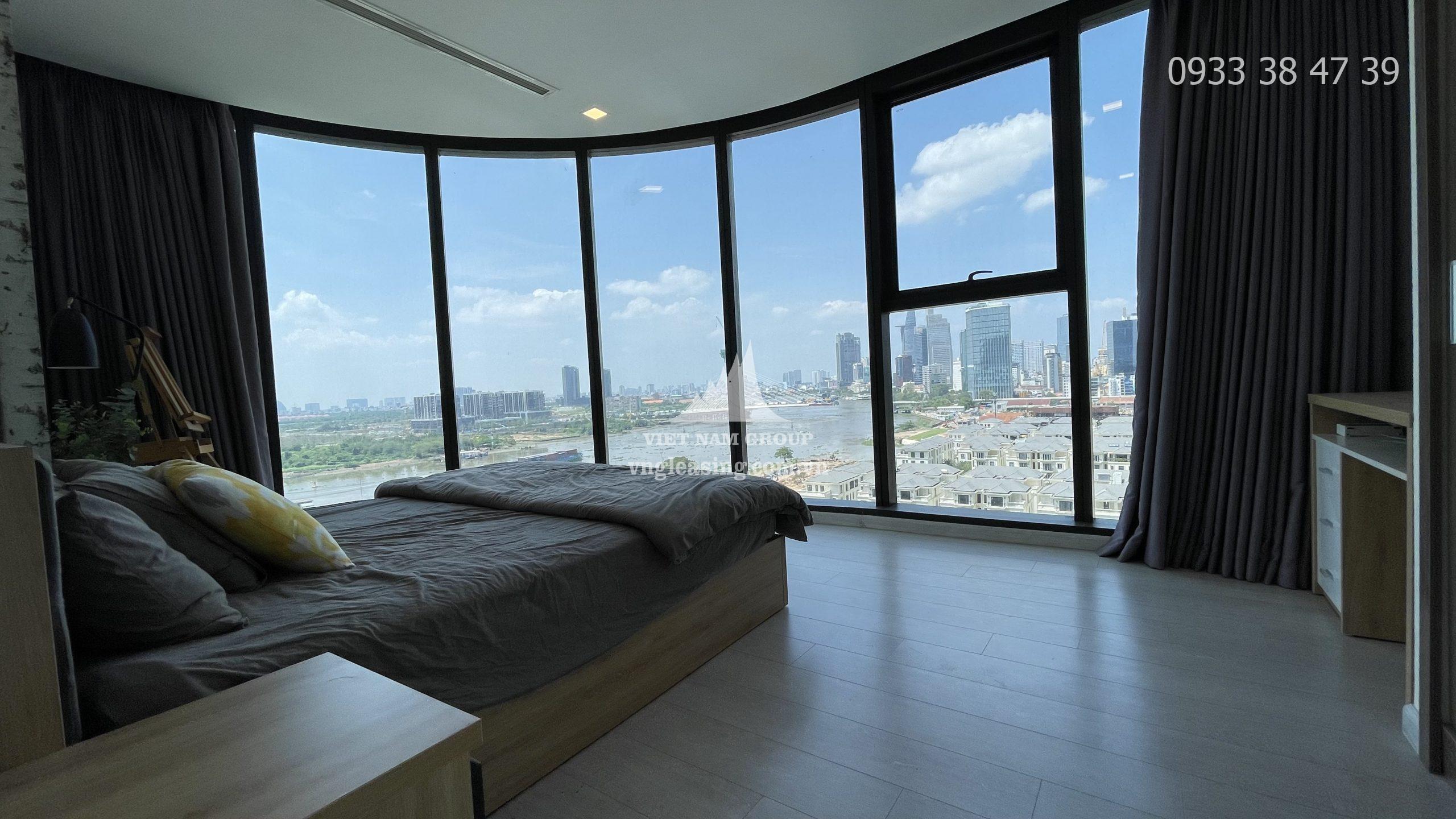 Bán căn hộ 3 phòng ngủ Vinhomes Bason view Bitexco