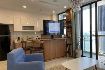 Cần bán gấp căn hộ Bason 3PN tầng đẹp full NT như hình
