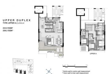 Duplex Empire City giá tốt tòa Cove diện tích 245m2 view sông cần bán gấp