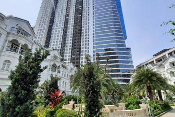 Cho thuê căn hộ Opal Tower 2 phòng ngủ không nội thất giá tốt