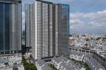 Cho thuê căn hộ Opal Tower 1 phòng ngủ diện tích 50.33m2 giá 11 triệu