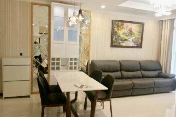 Thuê căn hộ Vinhomes Landmark 5 diện tích vừa 2 phòng ngủ giá tốt