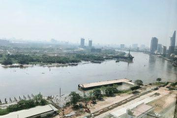 Bán căn hộ 3PN Vinhomes Bason view trực diện sông tòa A3