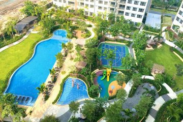 Cho thuê căn hộ Palm Heights 2PN view đẹp, giá 13triệu/ tháng