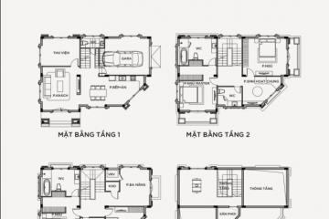 Cần bán biệt thự đơn lập The Manhattan Glory diện tích 257m2 giá tốt