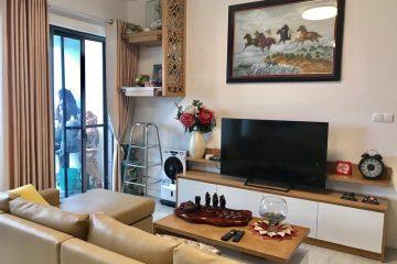 Cho thuê căn hộ Gateway Thảo Điền nội thất cao cấp 2 phòng ngủ