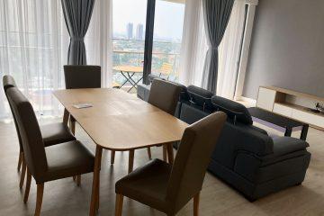 Cho thuê căn hộ Gateway Thảo Điền view Landmark 81 diện tích 99m2