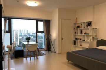 Cần bán căn hộ studio Gateway Thảo Điền view đẹp nội thất cao cấp