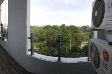 Cho thuê căn hộ Garden Gate view công viên nội thất đầy đủ 2 PN