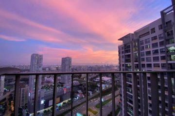 Cho thuê Căn hộ Masteri An Phú 2PN, tầng 33, diện tích 69.6m2