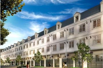 Cho thuê nhà phố dự án Lakeview City diện tích 261.94m2