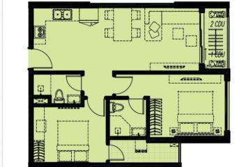 Bán gấp căn hộ Wilton Tower giá 2 phòng ngủ diện tích 68.14m2