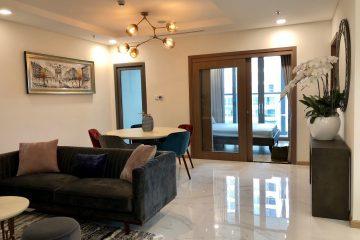 Bán căn hộ Vinhomes Landmark 81 full nội thất thiết kế 2 phòng ngủ