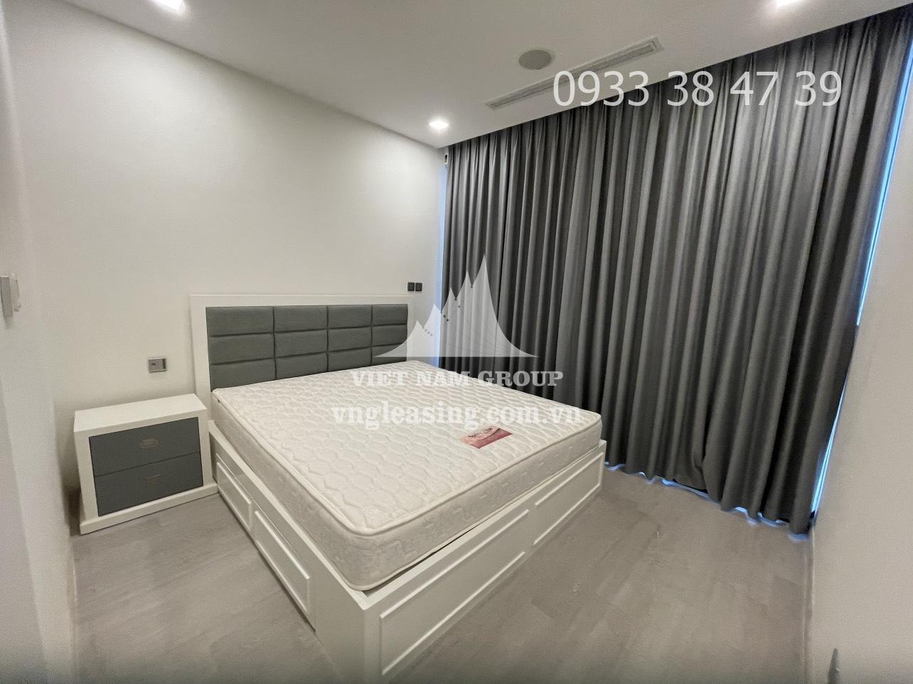 Cho thuê gấp căn hộ Vinhomes Golden Bason view nội khu full nội thất
